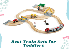 Best Train Sets for Toddlers