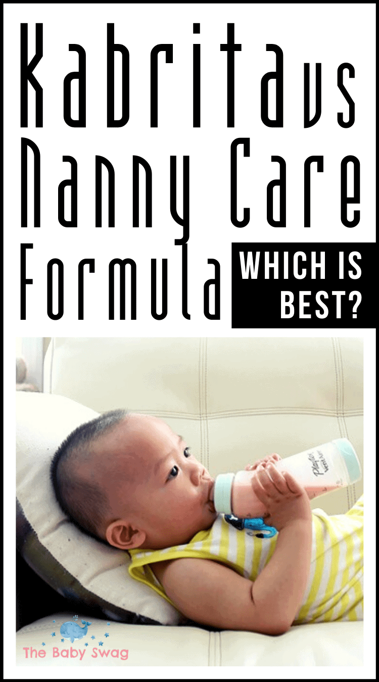 Kabrita vs Nanny Care Formula – Which is Best?