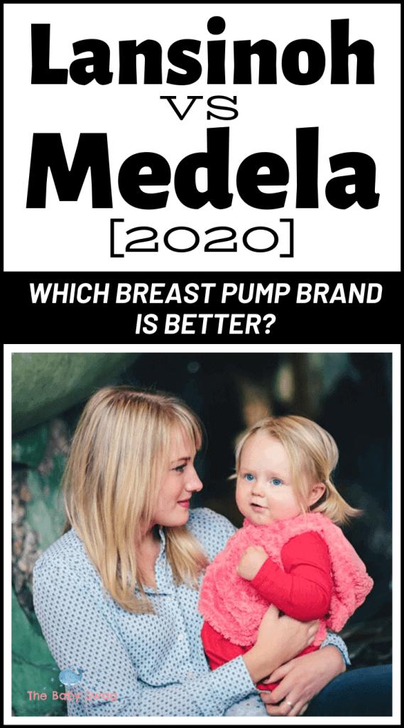 Lansinoh vs Medela [2020] - Which Breast Pump Brand is Better?