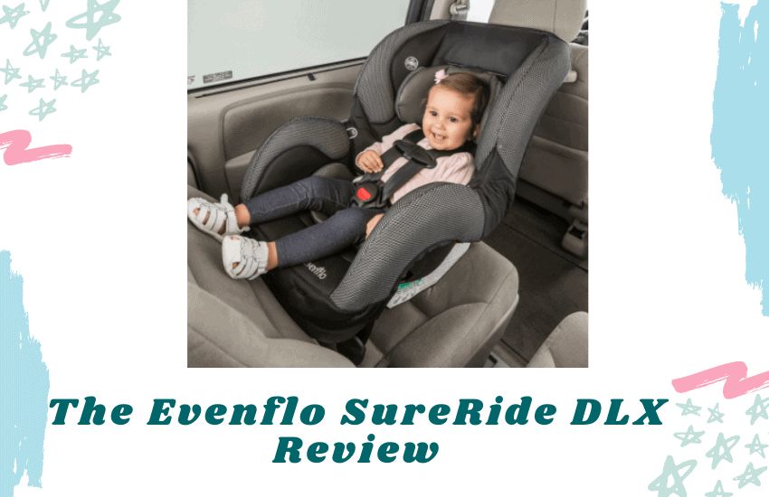 The Evenflo SureRide DLX Review