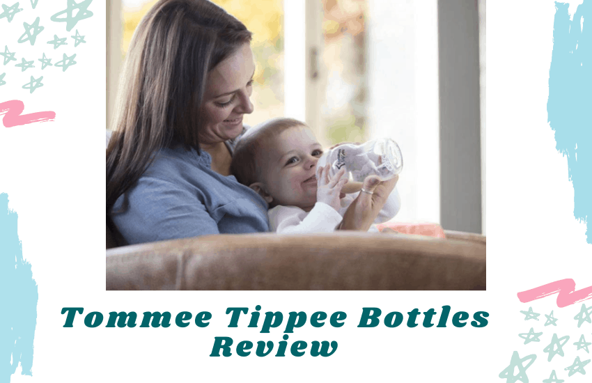 Tommee Tippee Bottles Review
