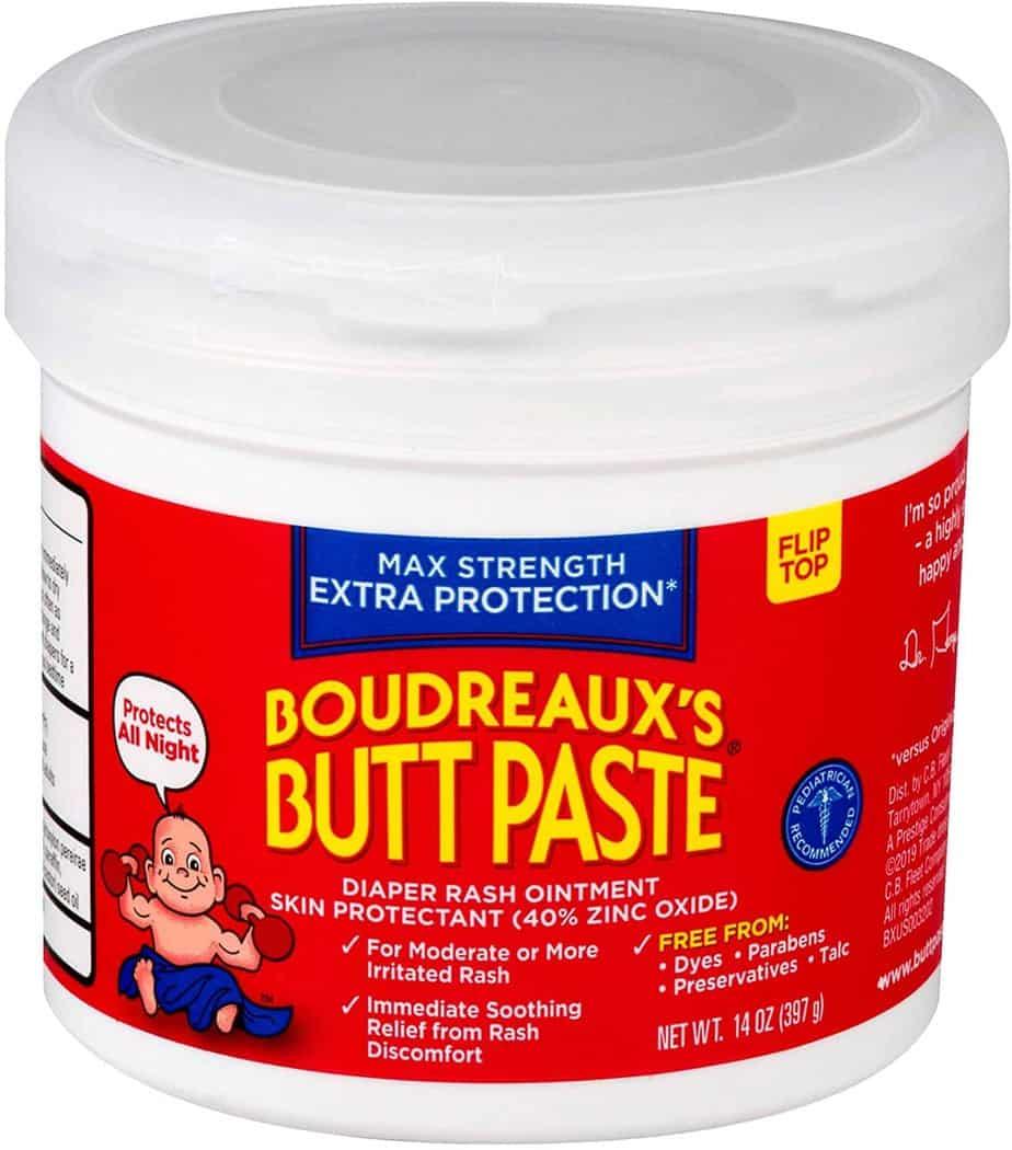 bordeaux butt paste