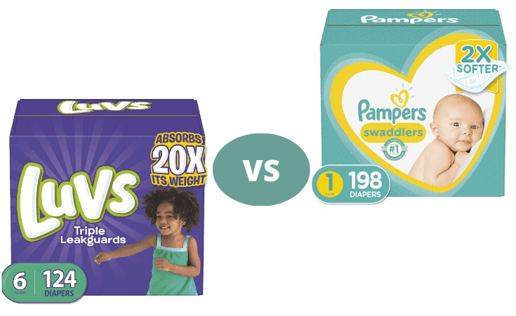 luvs vs pampers