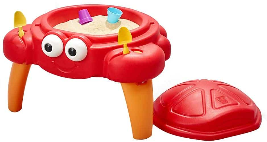 Crabbie Toddler Sand Table