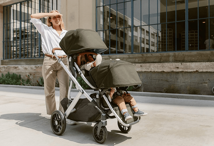 uppababy vista design