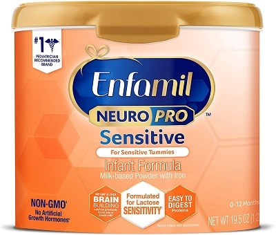 enfamil neuropro sensitive