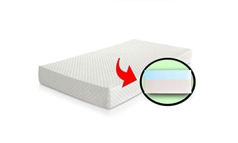 napyou dual mattress