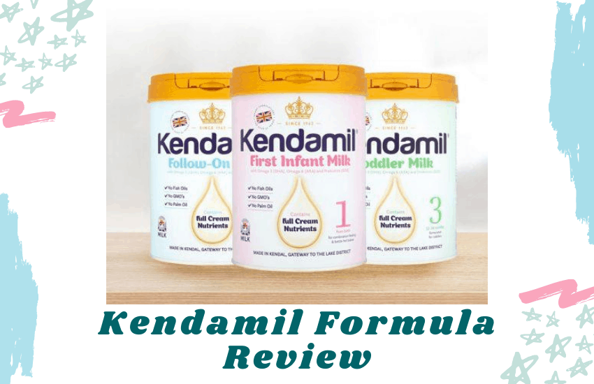 Kendamil Formula Review