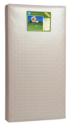 Sealy Soybean Waterproof Crib Mattress