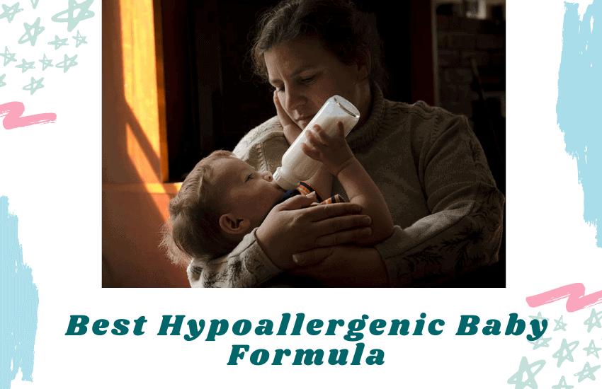 best hypoallergenic baby formula
