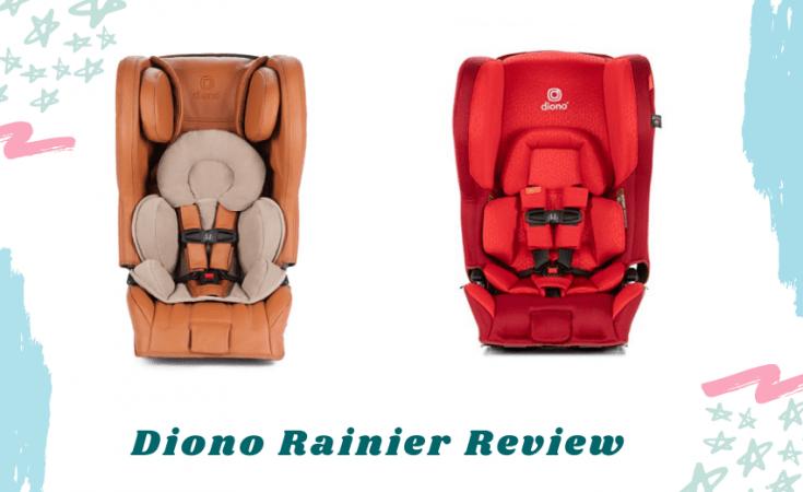 diono rainier review
