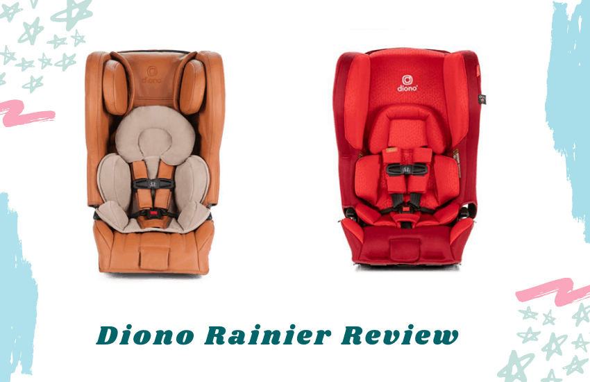 diono rainier review