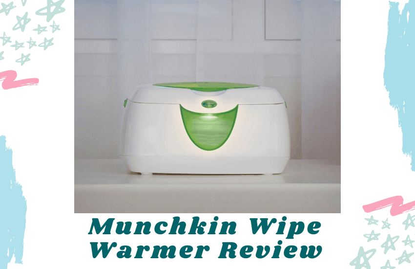 Munchkin Wipe Warmer Review