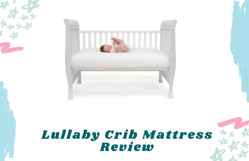 lullaby crib mattress review