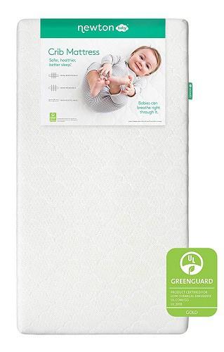 newton Hypoallergenic Baby Crib Mattress
