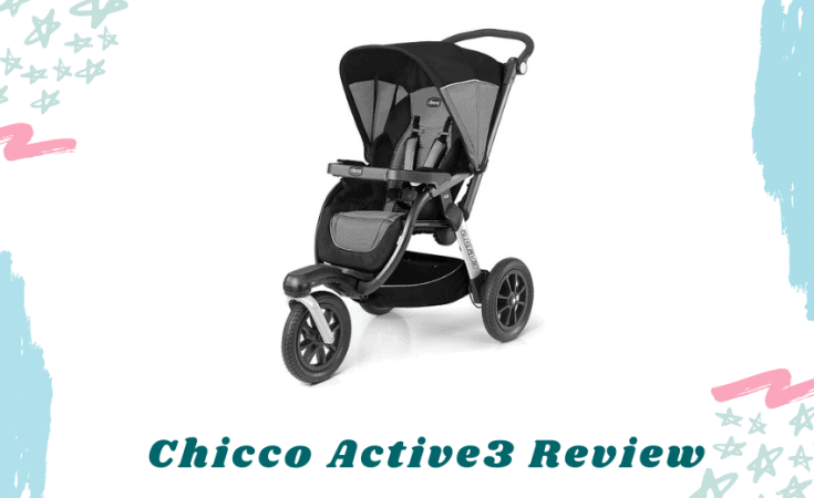 Chicco Active3 Review