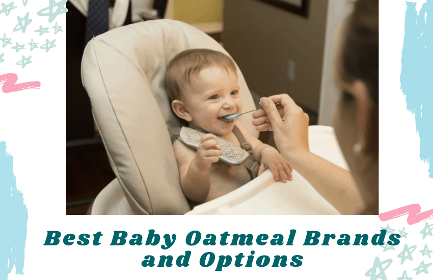 Best Baby Oatmeal Brands and Options