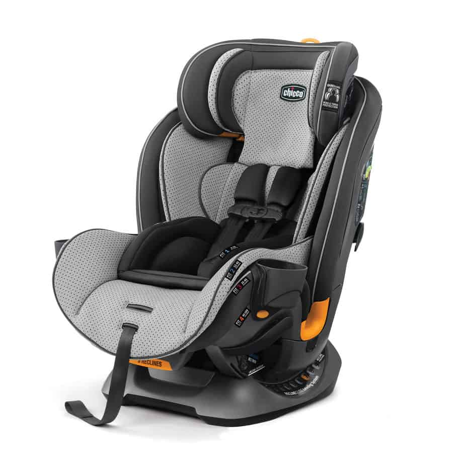 Chicco Fit4 4-in-1 Convertible Car Seat - Stratosphere | ChiccoUSA