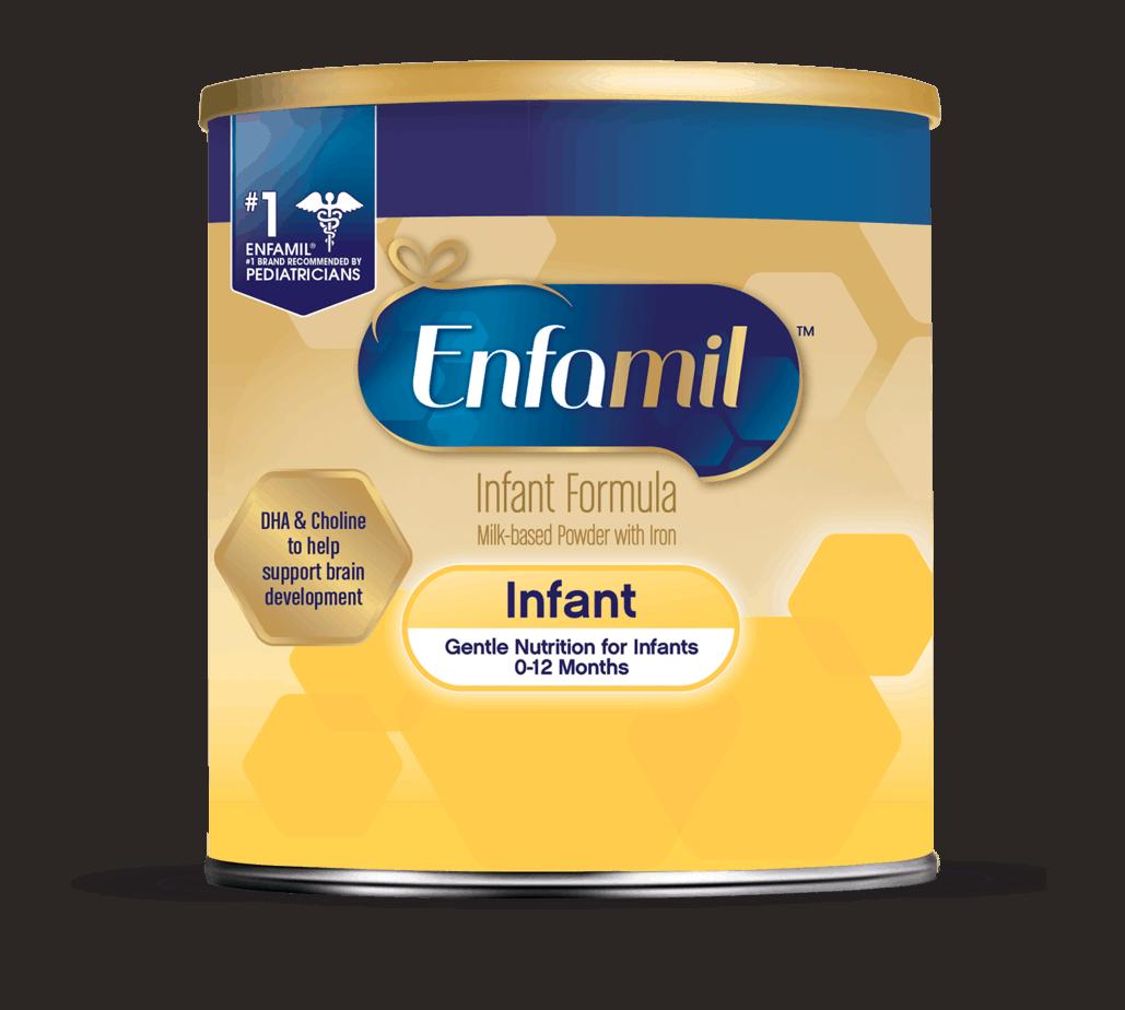 Infant Formula | Enfamil