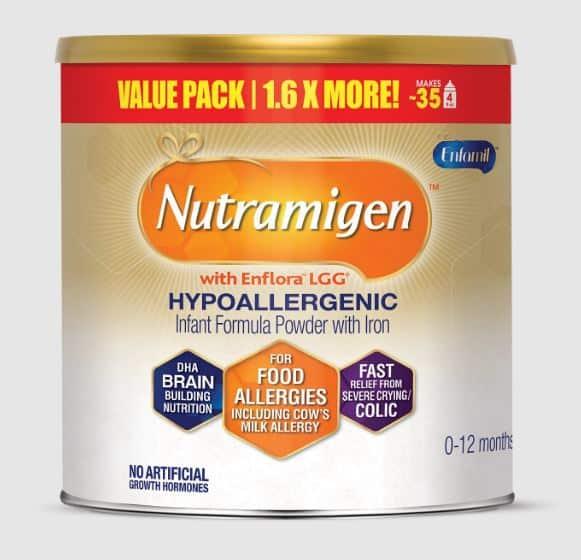 Nutramigen LGG Infant Formula | Enfamil