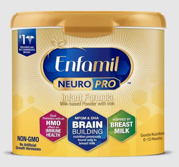 NeuroPro Infant Formula | Enfamil