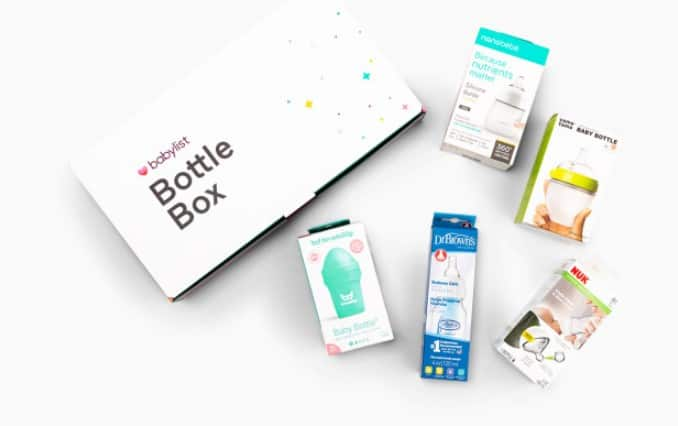 babylist bottle box