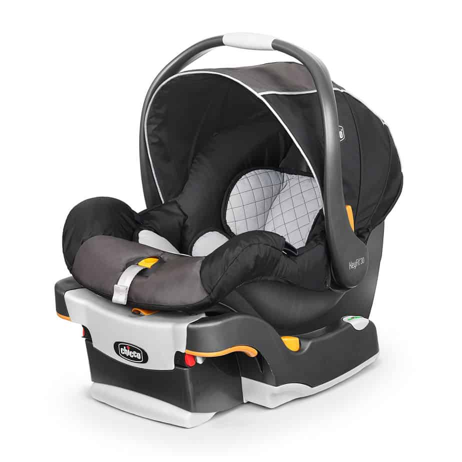 Chicco KeyFit 30 Infant Car Seat - Iron | Chicco USA