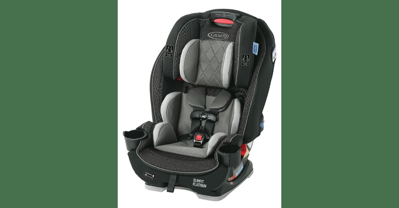 SlimFit™ Platinum 3-in-1 Car Seat | GracoBaby