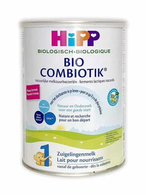 Hipp Dutch Stage 1 (0-6 Months) Organic Milk Formula   My Organic Company