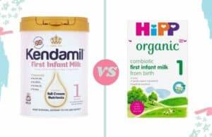 kendamil vs hipp