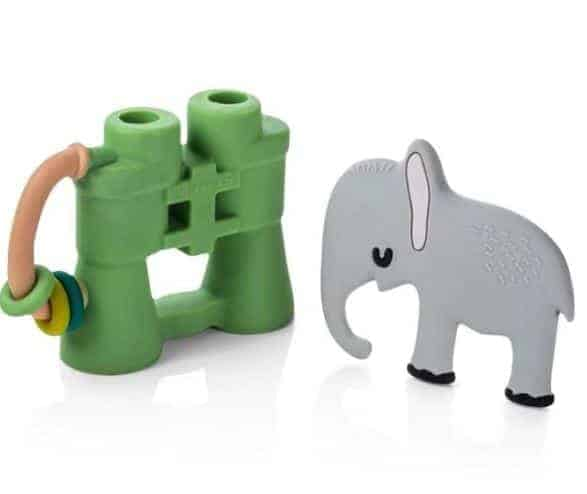 Teether Toy Set - Animal Lover | BabyCubby