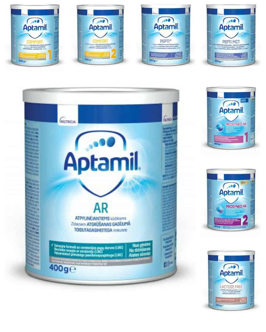 Aptamil Specialist Milk Range  | eBay