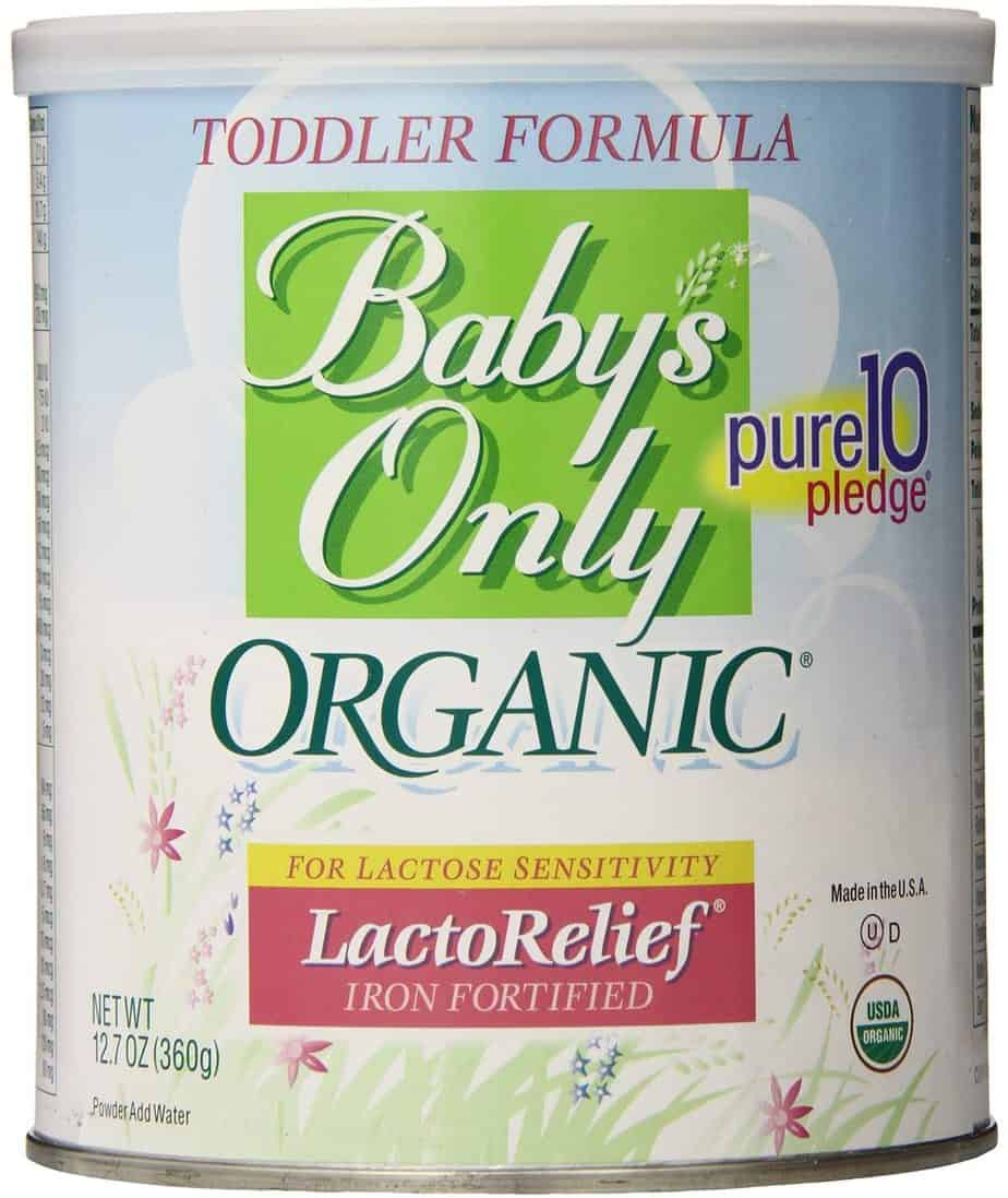 Baby's Only Toddler Formula | Amazon