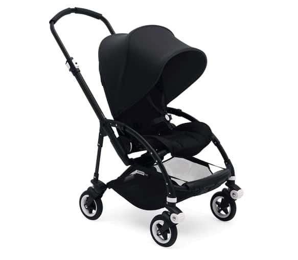 Bugaboo Bee5 All Black Complete Stroller | PishPoshBaby