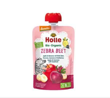 Holle Organic Puree Fruit Pouches | OrganicBabyShop