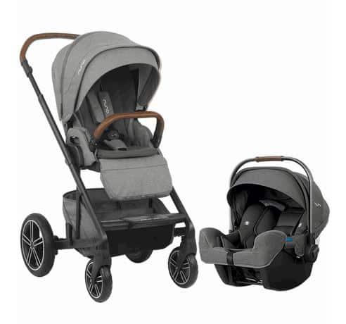 Nuna Mixx Stroller + Car seat | PishPoshBaby