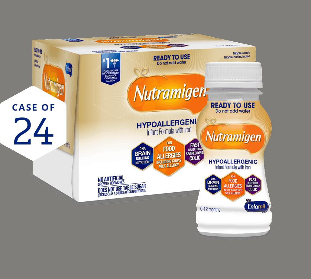 Nutramigen Liquid Infant Formula | Enfamil