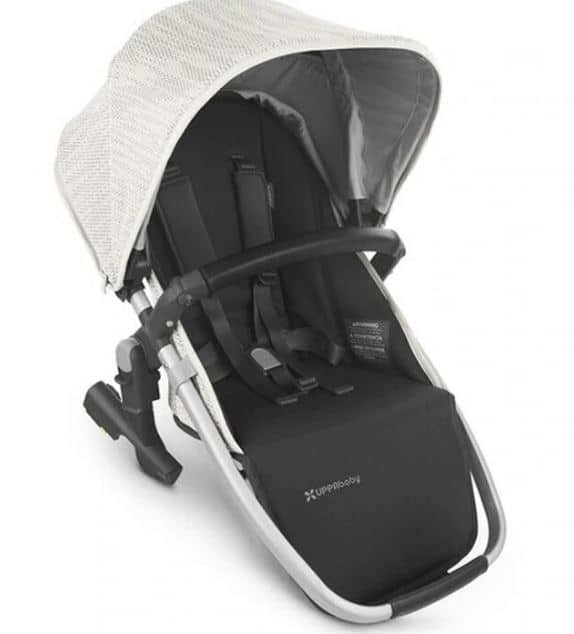 UPPAbaby RumbleSeat | BabyCubby