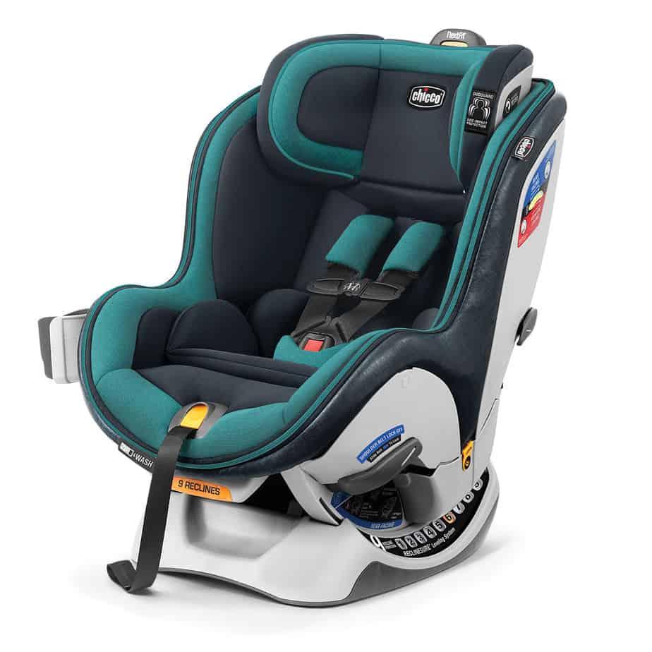 Chicco NextFit Zip Convertible Car Seat | ChiccoUSA