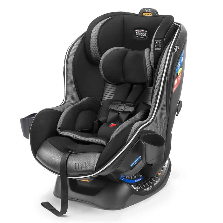 Chicco NextFit Zip Air Max Car Seat | ChiccoUSA