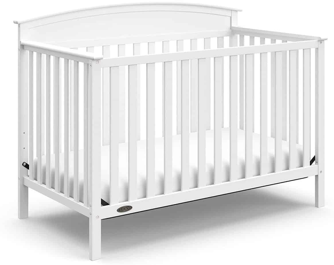 Benton Convertible Crib by Graco