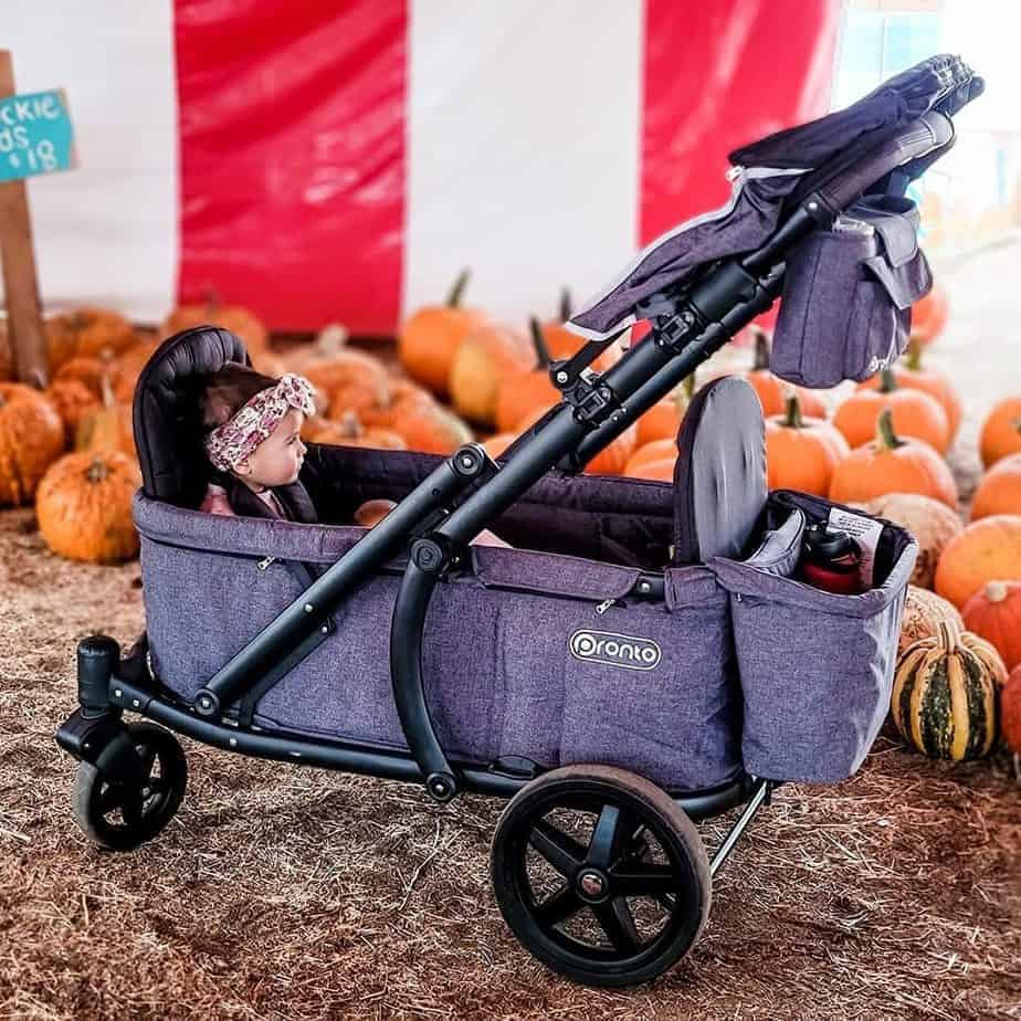 Pronto Stroller Wagon Review