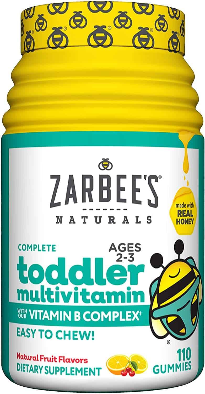 Zarbee's Natural Baby Multivitamin
