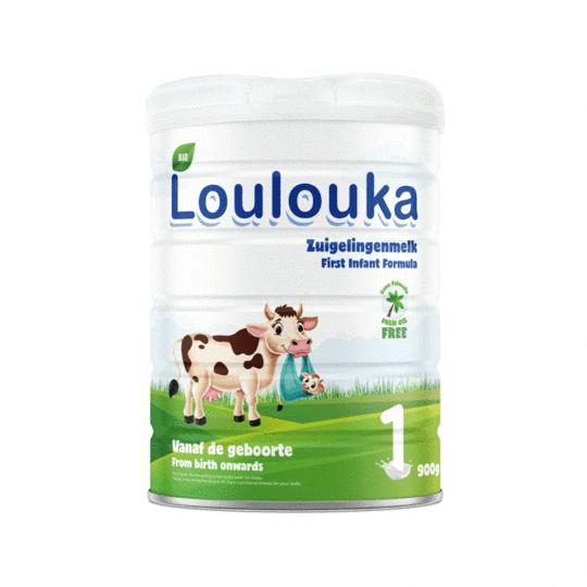 Loulouka Organic Baby Milk Formula   My Organic Company
