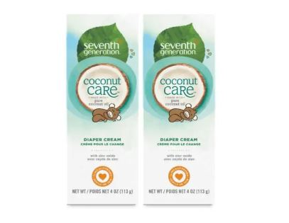 Seventh Generation Baby Diaper Cream | Amazon